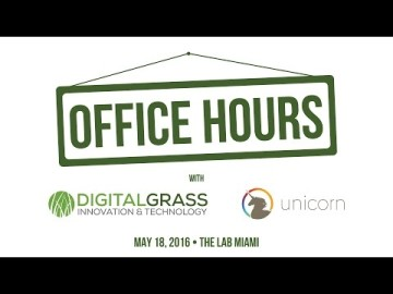Office Hours with Digital Grass and Unicorn